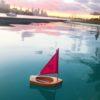 Toy wooden sailing boat Princess Starfish