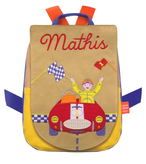 Rally Driver backpack
