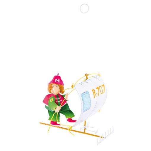 Little French Heart - Flying rake PEF mobile image
