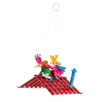 Little French Heart - Flying rake PEF mobile image
