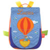 L'Oiseau Bateau hot air balloon personalised backpack
