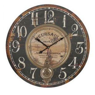 Little-French-Heart-Meursault-with-balance-French-wall-clock