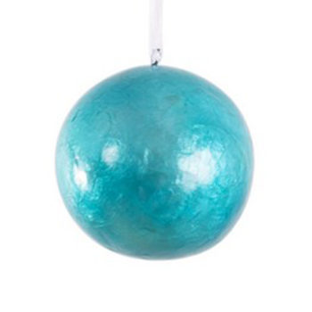 dream bubble turquoise plain deco