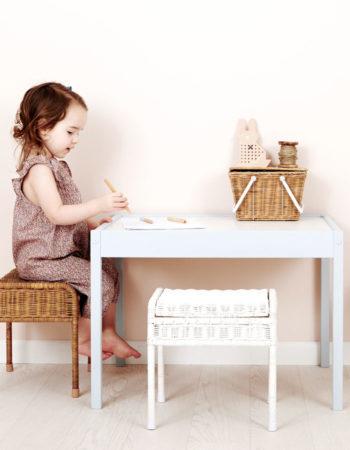 Ollella-vintage-rattan-storie-stool-white