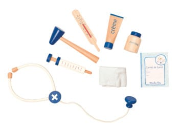 Moulin Roty Kids Medical Play Kit set