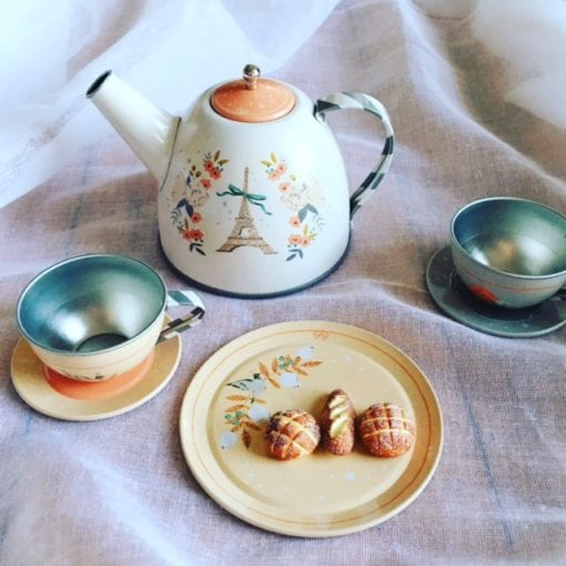 Moulin Roty Les Parisiennes Tea Set Tea Parties and Play