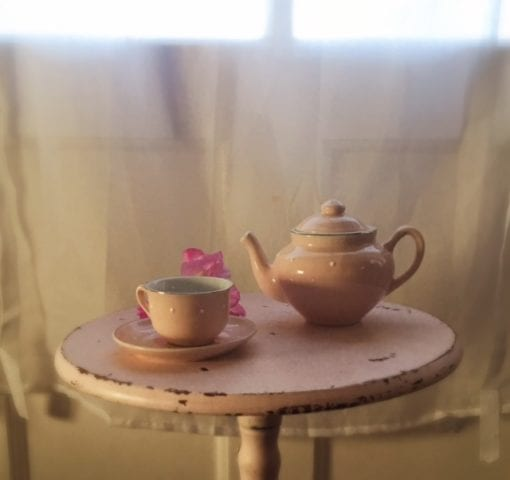 Moulin Roty Once Upon A Time Childs Tea Set