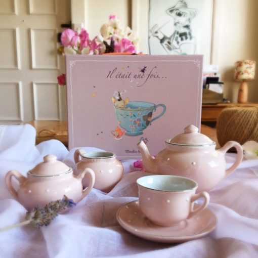 Moulin Roty Once Upon A Time Il Etait Une Fois Childs Play Tea Set