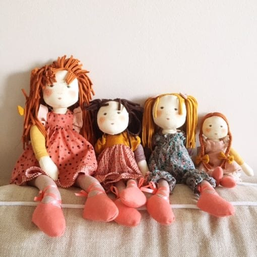 Moulin Roty Les Rosalies Ragdolls, Moulin Roty Toys & Children's Activities