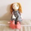 Moulin Roty Les Rosalies Violette Ragdoll - Little French Heart