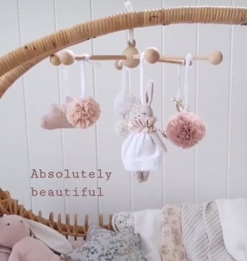 French baby Nursery