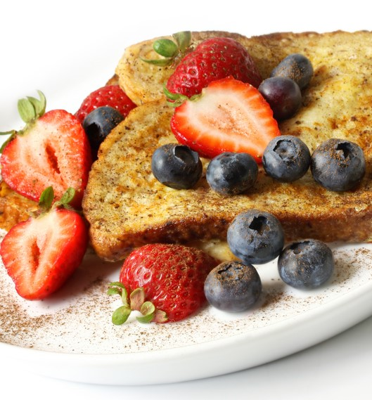 Gluten Free French Toast by Lee Homes Supercharged Foods