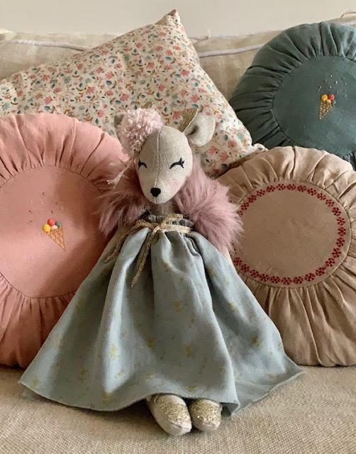 Little Blue Deer Handmade in Provence