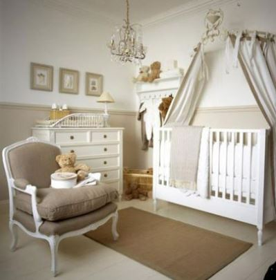 Houzz 10 Tips for a Soothing French Country Nursery
