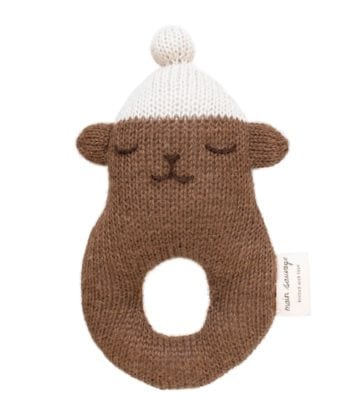 Main Sauvage Baby Rattle Teddy resized