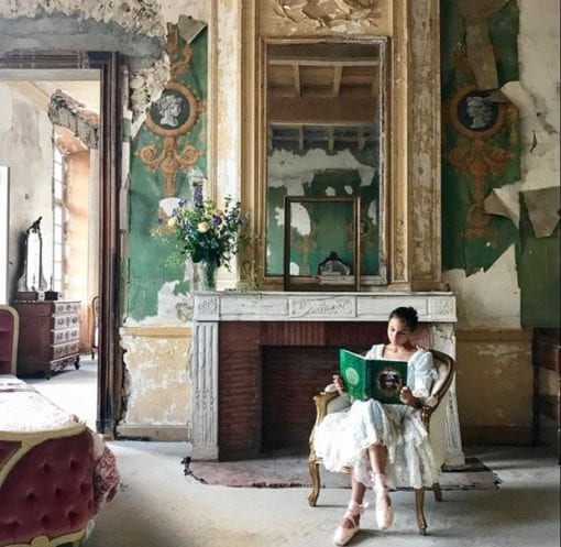 Chateau de gudanes at home