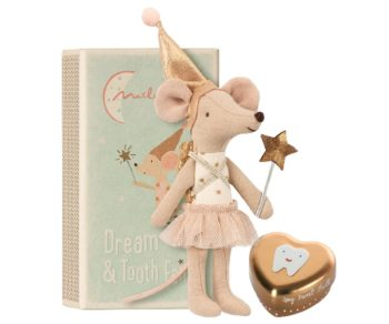 Maileg Tooth Fairy Girl - Little French Heart