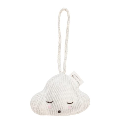 Main Sauvage Cloud Baby Gym Knit Toy