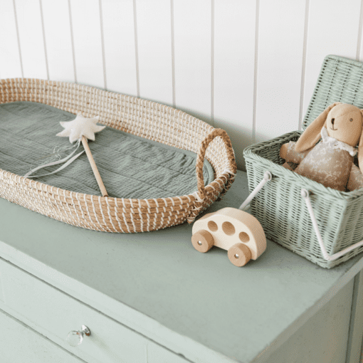 Olli Ella Luxe Organic Cotton Liner