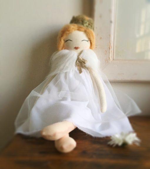 Princess Bella French Handmade Doll