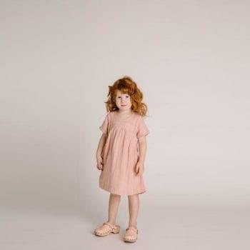 Olli Ella Clover Rose Toddler Dress