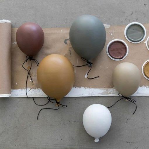 Byon Balloon Room Decor colours