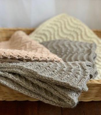 Bonet et Bonet Camille Baby Blankets