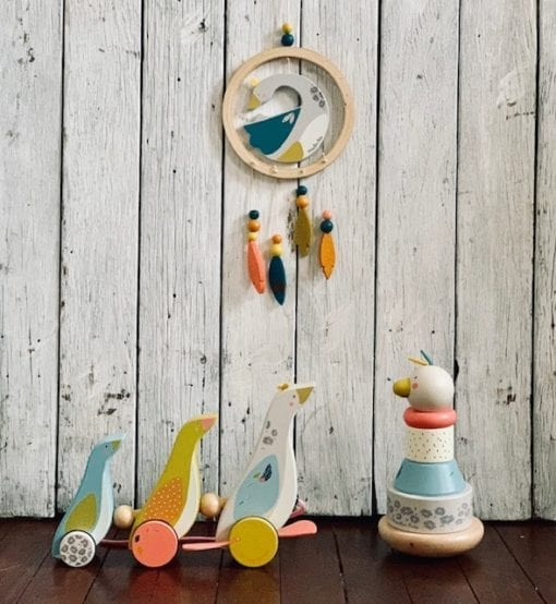Le Voyage d'Olga Moulin Roty Dream Catcher