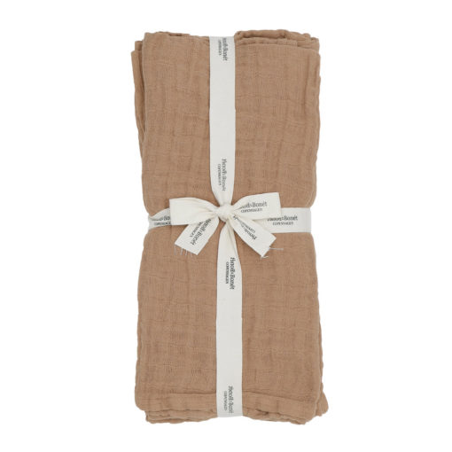 Muslin Cloth Caramel