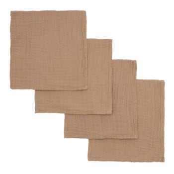 Muslin Cloth Caramel