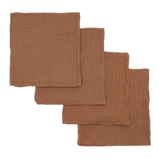 Muslin Cloth-Glazed Ginger