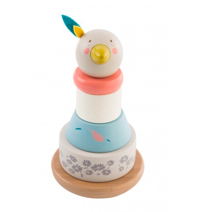 Le Voyage d'Olga Moulin Roty Stack Up Goose