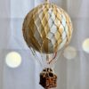Vintage Hot Air Balloon Neutral