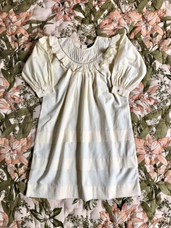 Bonjour Diary Romantic Dress Ivory
