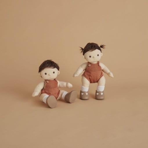 Olli Ella Dinkum Doll Peanut