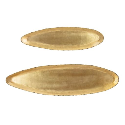 Bloomingville Gold Trays