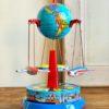Aeroplane Tin Toy Collectible Gift