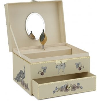 Konges Slojd Treasure Box Cream Interior