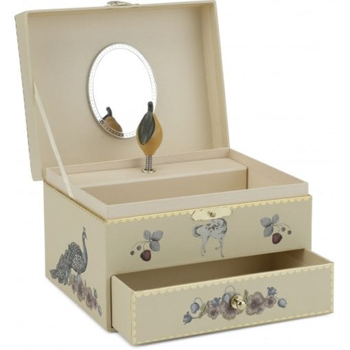 Konges Slojd Treasure Box Cream Interior