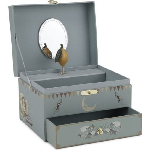 Konges Slojd Treasure Box Dusty Blue