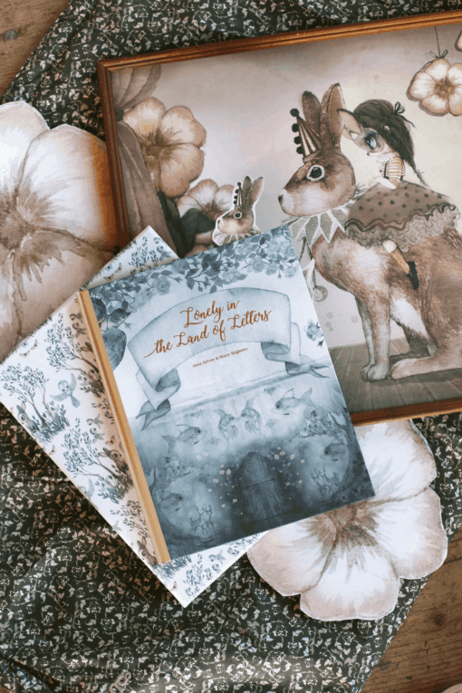 Lonely in the Land of Letters Book 2