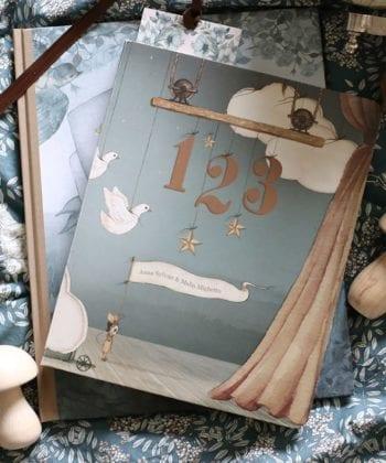 Mrs Mighetto 1 2 3 Board Book