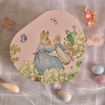 Peter Rabbit Music Box Heart Little French Heart 3