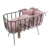 Numero 74 Dolls Crib Set