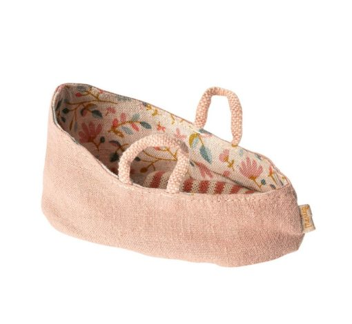 Maileg Carrycot My Misty Rose