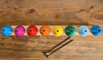 Musical Chimes Note Finder