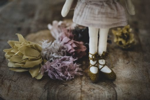Numero 74 Stella Doll Powder Little French Heart