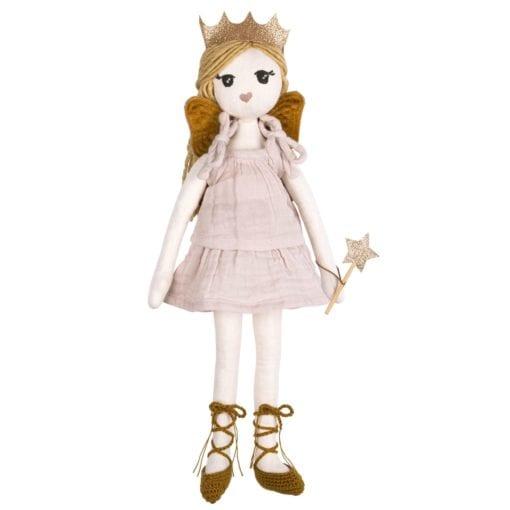 Numero 74 Doll Fairy Set Gold