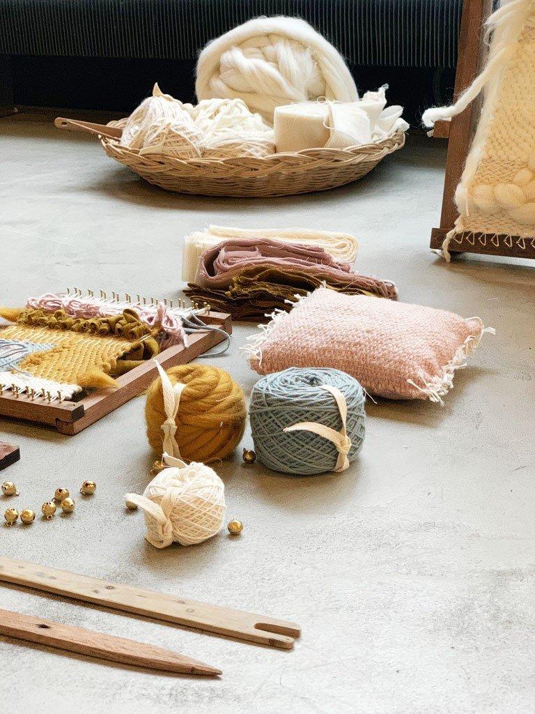 Numero 74 Weaving Kit Joy