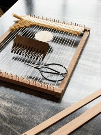Numero 74 Weaving Kit Joy